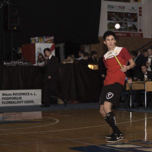 Freestyle vystoupení Petra Nguyena