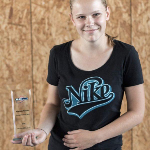 MVP v kategorii juniorek – Aneta Linhartová